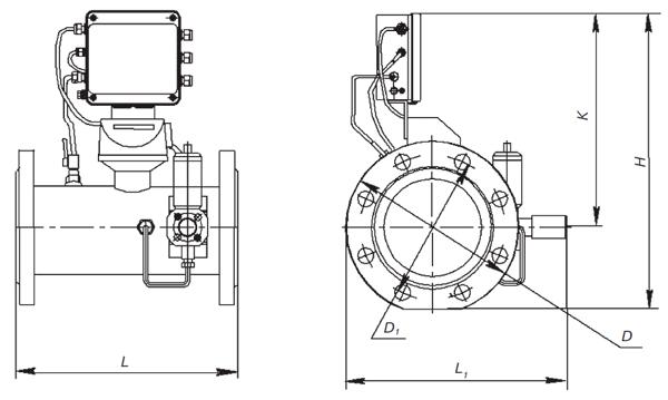 Измерительный комплекс СГ-ЭК