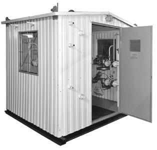 Газорегуляторный пункт ПГБ-15-2Н(В)У1
