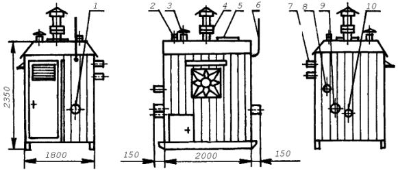 Газорегуляторные пункты шкафные ГРПШ-400, ГРПШ-400-01, ГРПШ-01-У1, ГРПШ-07-У1, ГРПШ-03М-У1, ГРПШ-03БМ-У1