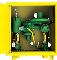 Газорегуляторные домовые установки ШБДГ 6/3-3000