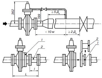 Трубка импульсная РДП-200